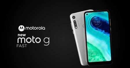 El Moto G Fast se filtra en un vídeo promocional que muestra su diseño y algunas características