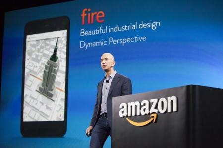 Amazon seguirá intentándolo con los teléfonos, pero no esperemos novedades en 2015