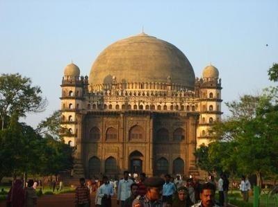 Bijapur: Escapando de la India turística