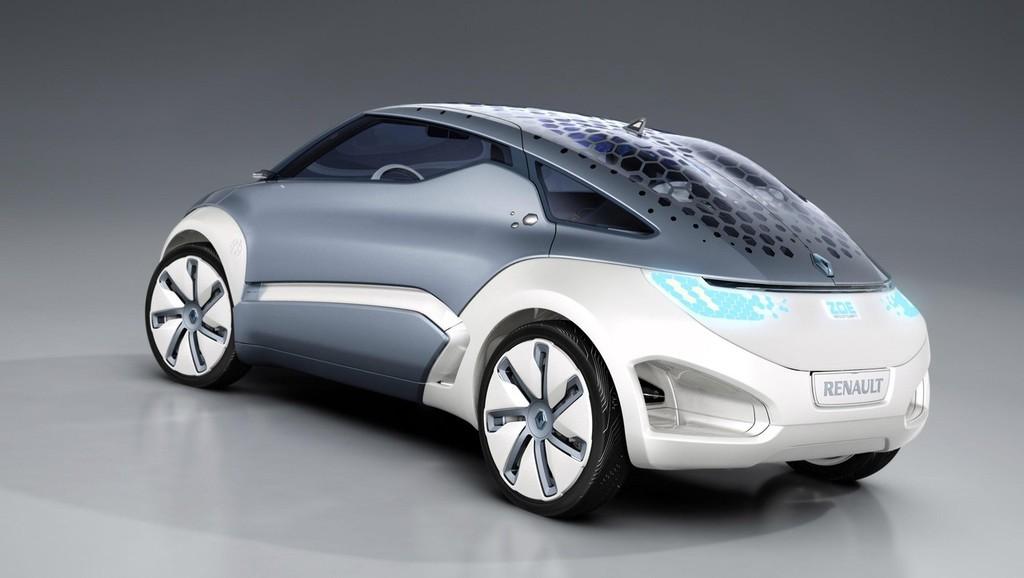 Foto de Renault Zoe Z.E. Concept (7/12)