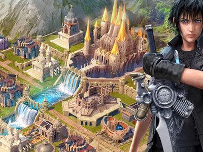 Final Fantasy XV expande su universo con el juego de estrategia para móviles Final Fantasy XV: A New Empire