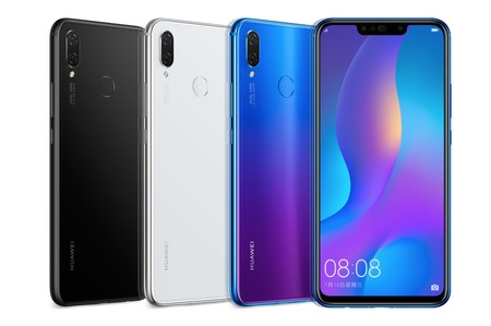 """Huawei Nova 3i: el gama media con pantalla de 6,3"""" y cuatro cámaras que estrena el procesador Kirin 710"""