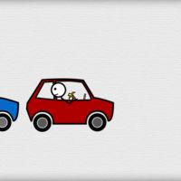 Y es por esto que los coches autonómos son la solución a los atascos