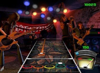 Demuestra tus dotes de guitarrista con Guitar Hero