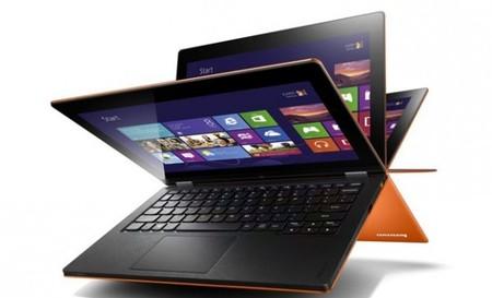 Vídeos de promoción de Lenovo IdeaPad Yoga, IdeaTab Lynx y ThinkPad Twist