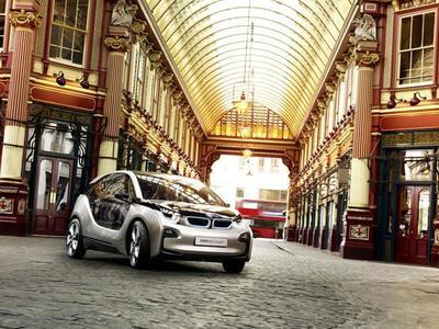 BMW i3: El nuevo eléctrico, a la vuelta de la esquina