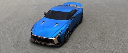 Nissan Gt R50 Llega A Produccion 3