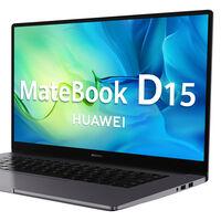 Huawei MateBook D 15 2021: este portátil se renueva con los chips Intel Core de 11ª generación para marcar la diferencia en rendimiento