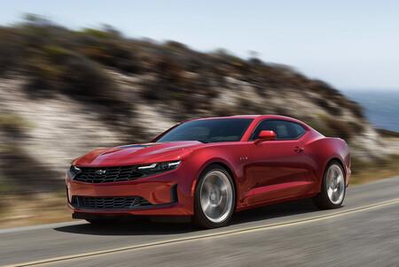 General Motors cancela el proyecto del Chevrolet Camaro Z/28 con el motor del Corvette Z06