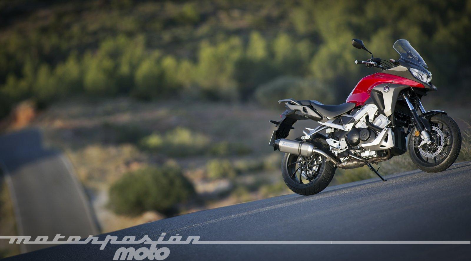 Foto de Honda VFR800X Crossrunner - Detalles (14/56)