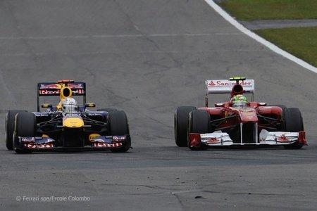 Ferrari en versión luchadora
