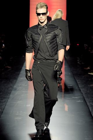 Jean Paul Gaultier Otoño-Invierno 2011/2012 en la Semana de la Moda de Paris