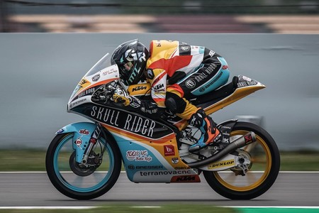 Gabriel Rodrigo Gp Holanda Moto3 2018