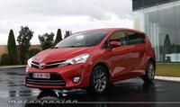 Toyota Verso 2013, presentación y prueba en Niza (parte 2)