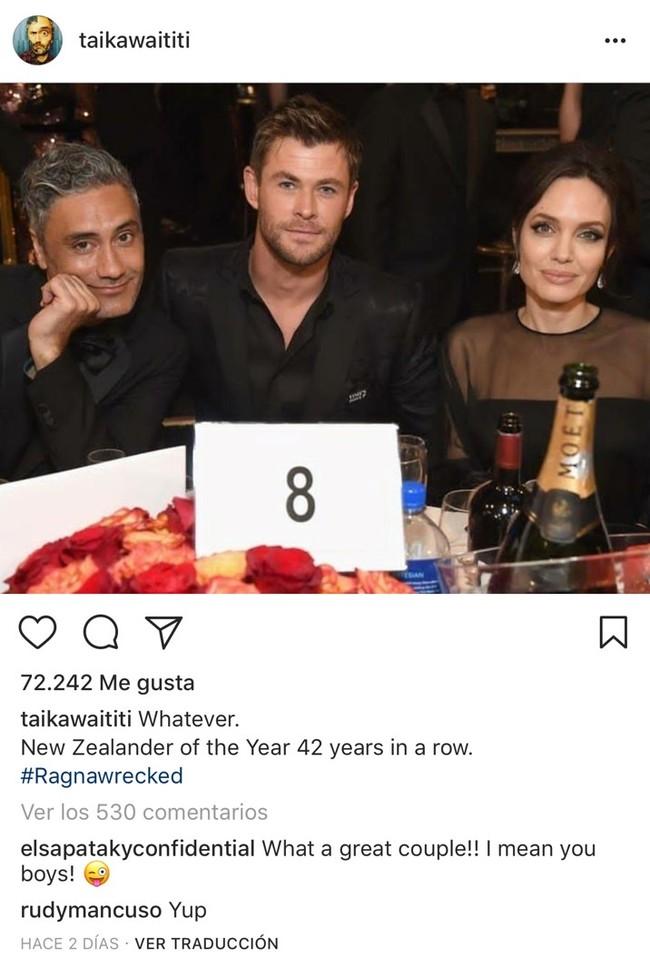 Chis Hemsworth Y Angelina Jolie1