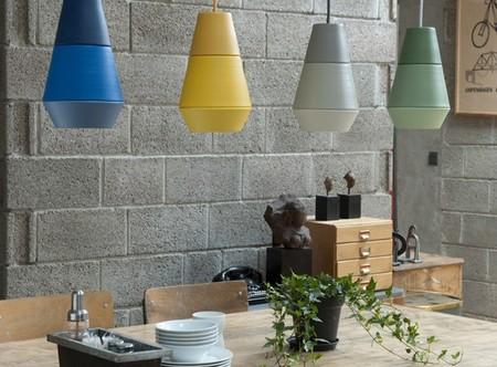 Ili ili, lámparas modulares de colores para que elijas la mejor combinación