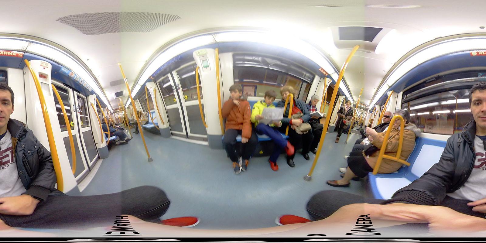 Foto de Huawei EnVizion 360 Panoramic VR, galería de fotos (8/12)