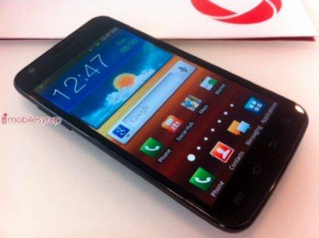 Samsung Galaxy S II para EEUU
