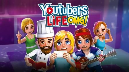 Youtubers Life OMG! recibirá en abril una edición en formato físico para Nintendo Switch
