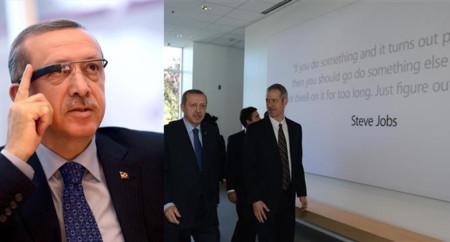 El primer ministro turco visita Apple, Google y Microsoft en busca del tablet con el que modernizará sus escuelas