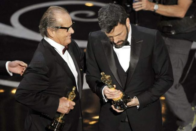 Jack Nicholson y Ben Affleck