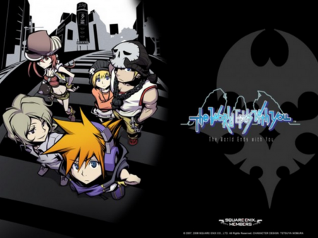 El juego The World Ends With You hace su llegada a Android