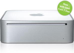 Nuevo Mac Mini: Ahora con Core 2 Duo