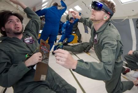 Microsoft se asocia con la NASA para utilizar los HoloLens en el espacio