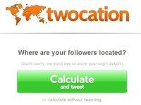 ¿Te gustaría saber de dónde son tus seguidores?, Twocation la solución