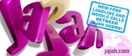 Llamadas gratuitas entre usuarios de Jajah