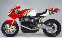 Guzzi MGS01, vencedora en Daytona
