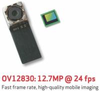 OmniVision apuesta por las ráfagas en su nuevo sensor de 12.7 megapíxeles