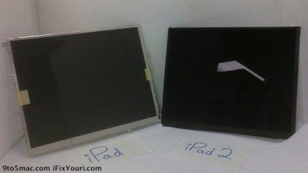 9to5mac consigue la supuesta pantalla del iPad 2