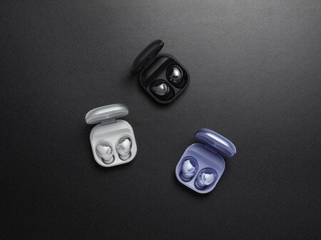 Samsung Galaxy Buds Pro Oficial Diseno