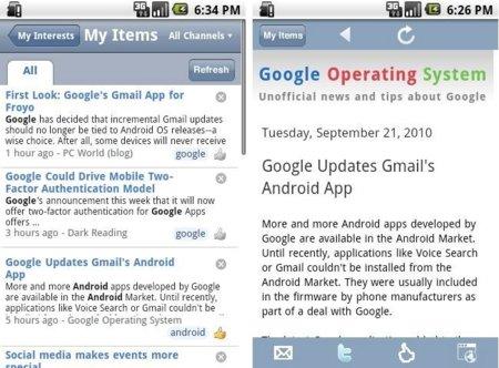 YourVersion, una forma diferente de encontrar noticias ahora para Android