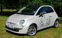 Un Fiat 500 excesivamente caro, otra vez de Tracey Emin
