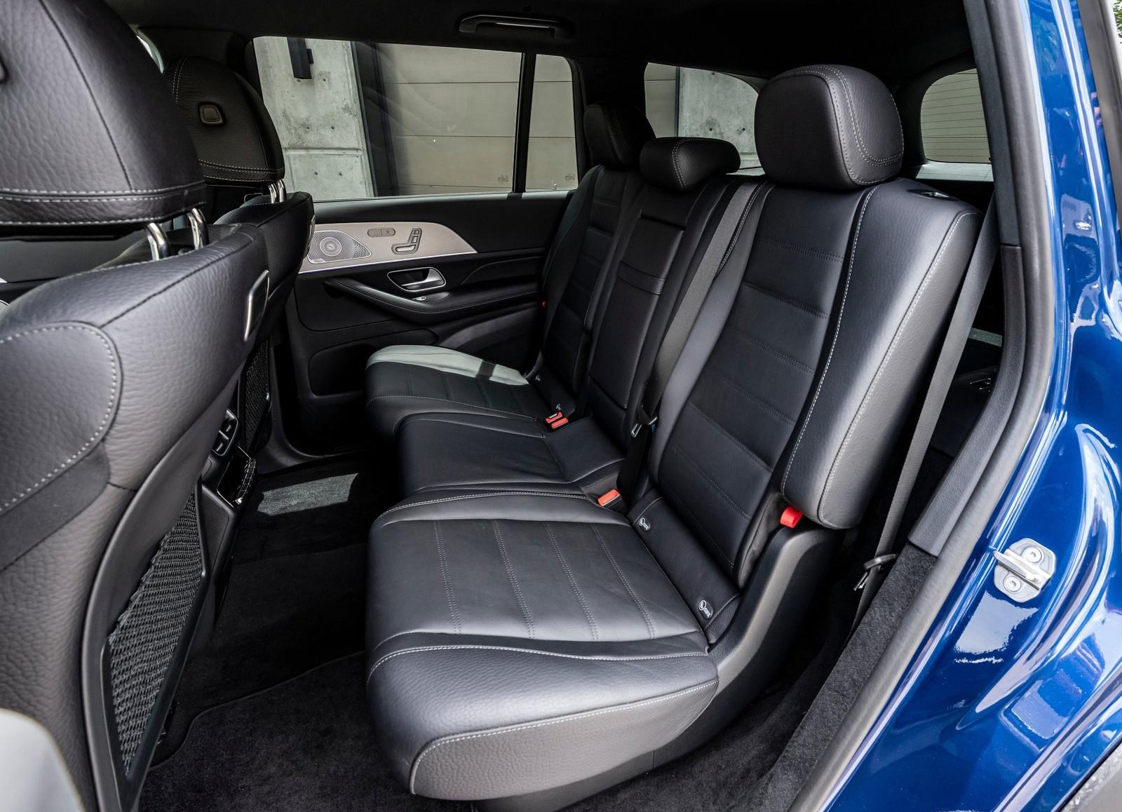 Foto de Mercedes-Benz GLS (18/22)