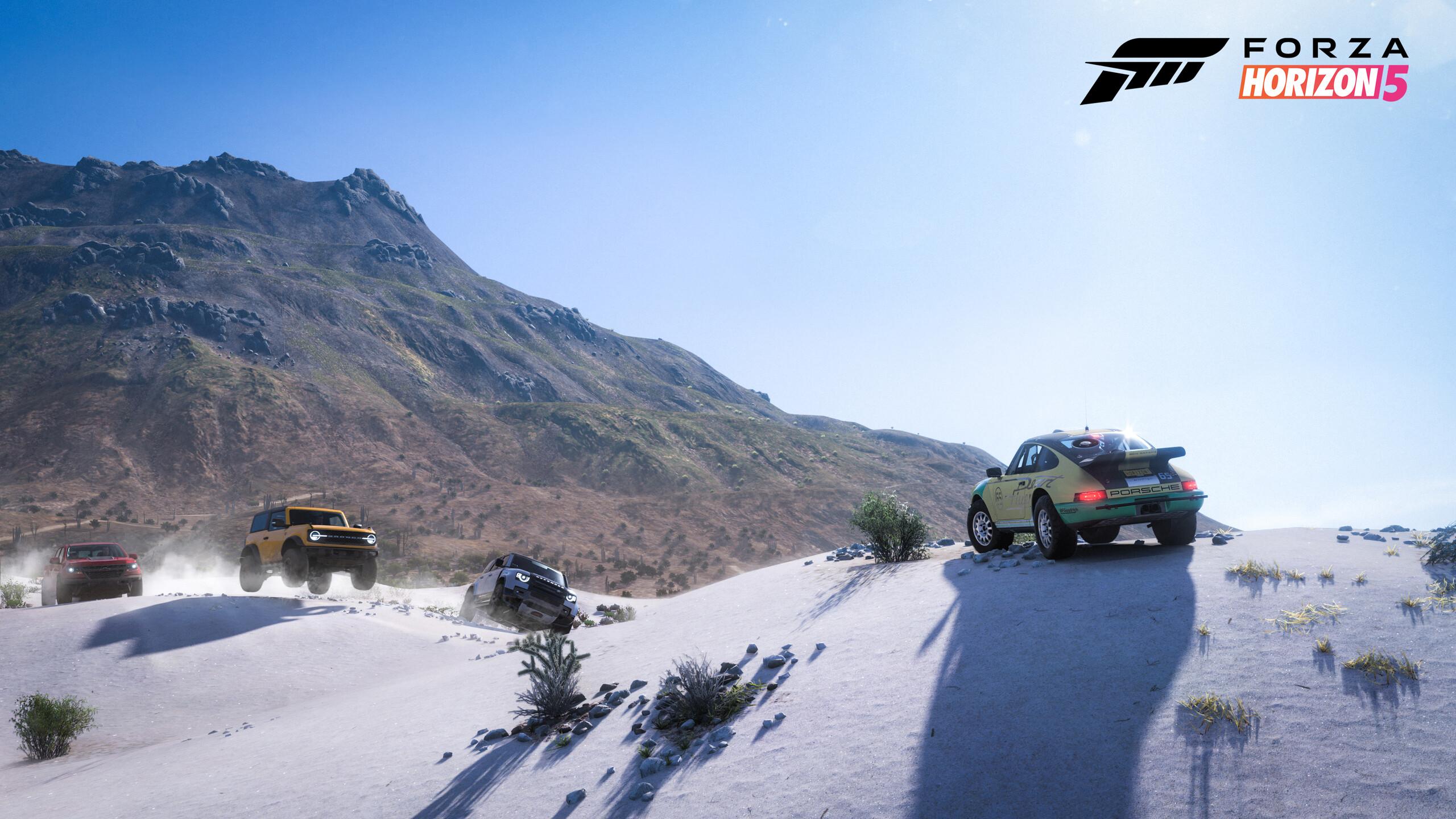 Foto de Forza Horizon 5: México (7/11)