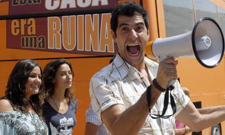 'Esta casa era una ruina' es la amenaza más sólida de Antena 3