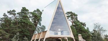 Nolla, la cabaña de verano sostenible y ecológica que nos da un poco más de esperanzas en un futuro mejor