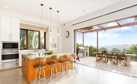 Casa En Malibu De Chris Hemsworth Y Elsa Pataky 2