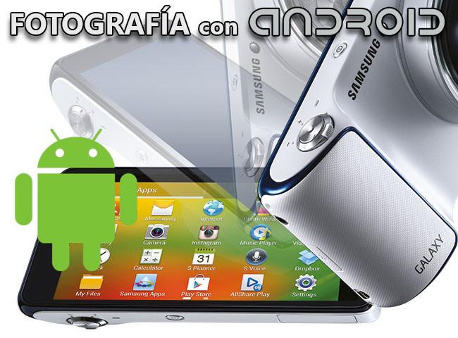 Curso de fotografía con Android