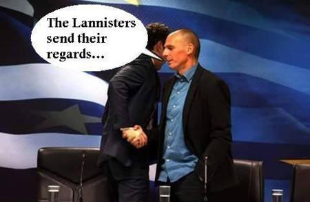 Varoufakis Lannister