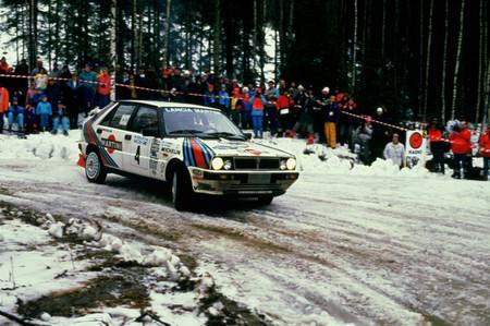 Lancia Delta Rallye