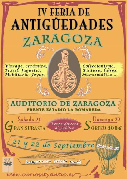 Feria de Antigüedades de Zaragoza