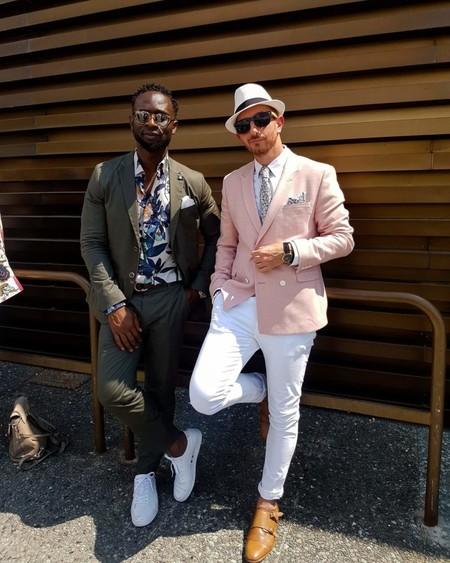 Los Pantalones Blancos Se Reinventan Para Ofrecernos Infinidad De Looks Este Verano