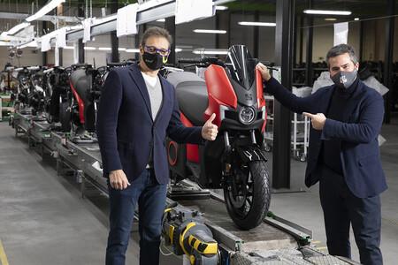 Arranca Produccion Seat Mo Escooter 125