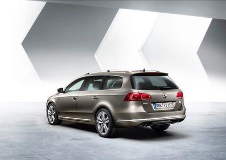 Volkswagen Passat 2011 Variant trasera