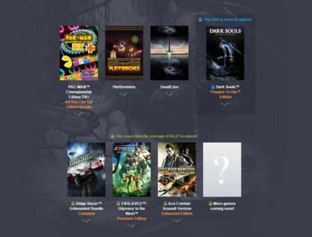 Humble Bandai Namco Bundle Games