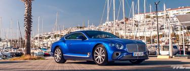 Probamos el Bentley Continental GT V8, cuando el lujo extremo no está reñido con la deportividad ni con la comodidad